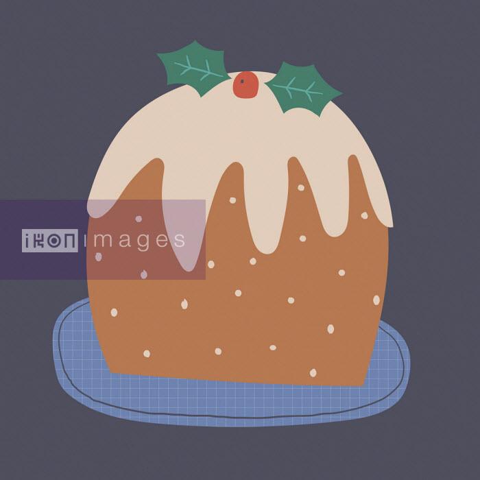 Christmas pudding - Alice Potter