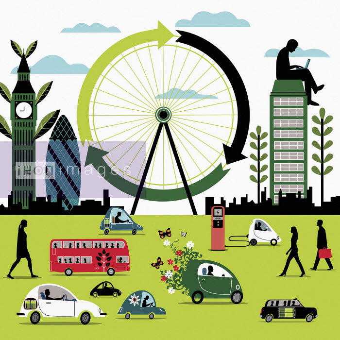 London as green city - Nick Lowndes