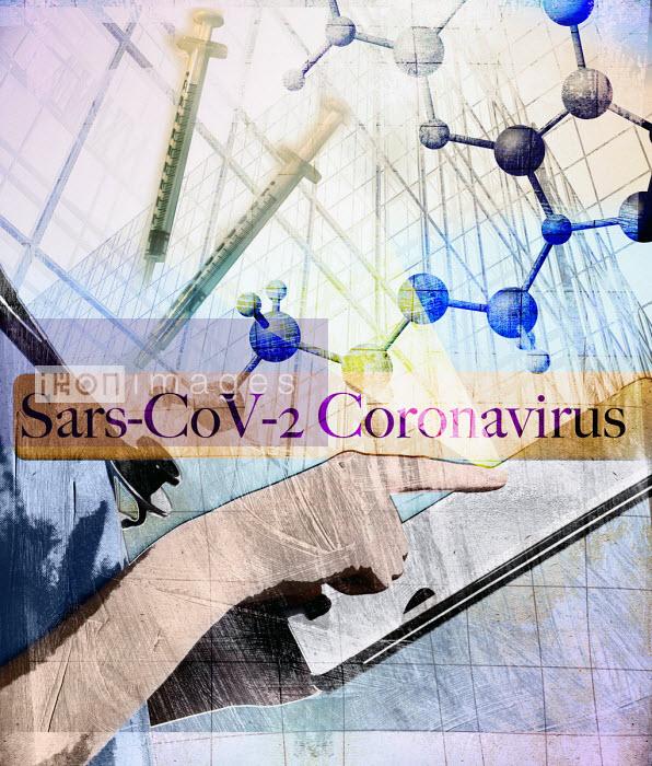 Researching Sars-CoV-2 coronavirus - Roy Scott