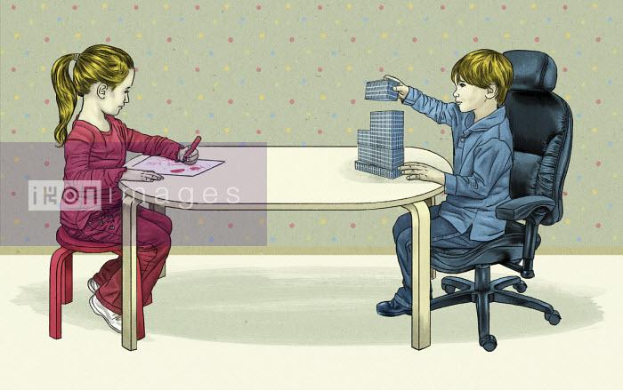 Children and gender stereotypes - Thomas Kuhlenbeck