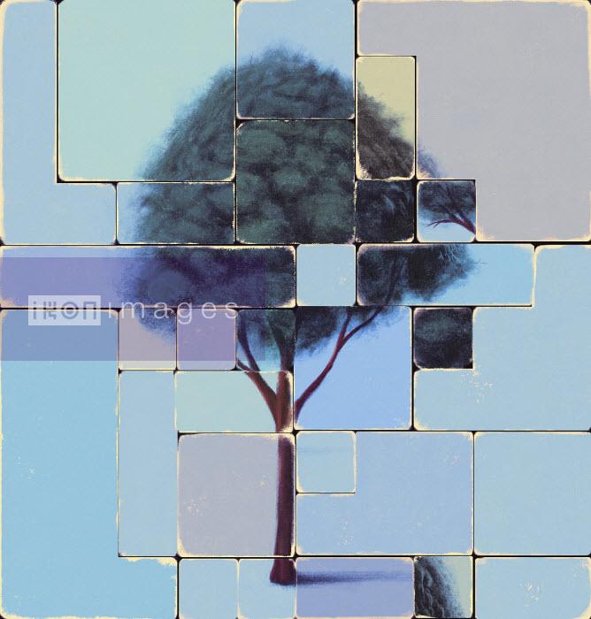 Wrong solution to tree puzzle - Daniel Liévano