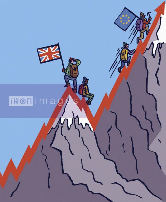 European Union being more successful than United kingdom - Dom McKenzie