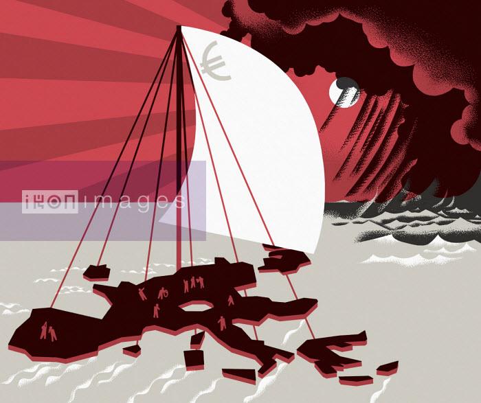 Stormy future for Eurozone - Otto Dettmer