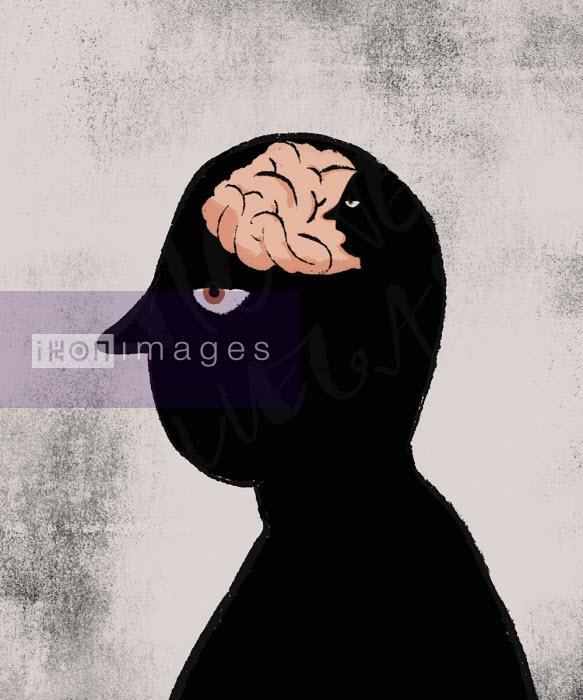 Voice inside man's head - Michael Villegas