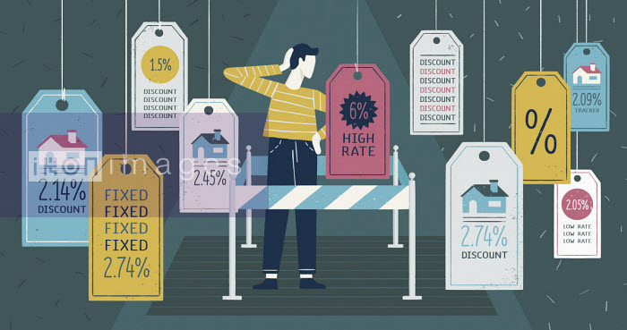 Man trapped in high mortgage rate surrounded by better offers - Paul Reid