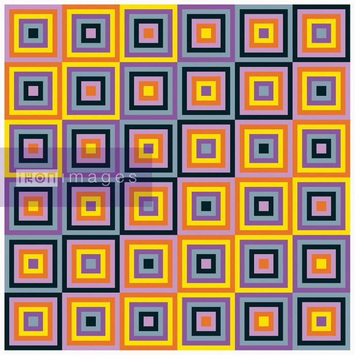 Repeat square pattern - Matt Lyon