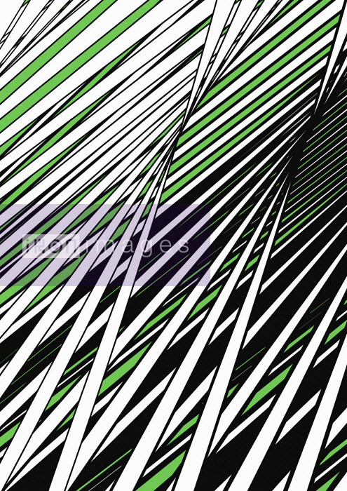 Abstract criss cross pattern - Philippe Intraligi