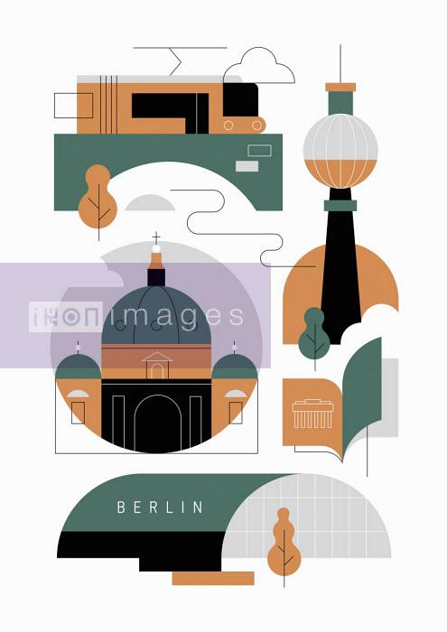 Berlin graphic - Koivo