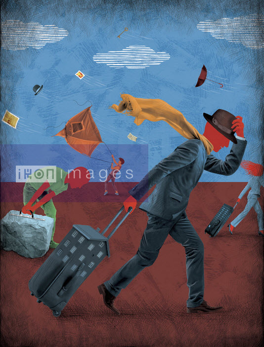 Inequality in struggle for housing - Boris Séméniako