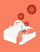 Coronavirus and washing hands